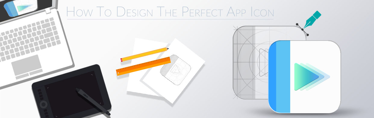 how to design an app icon