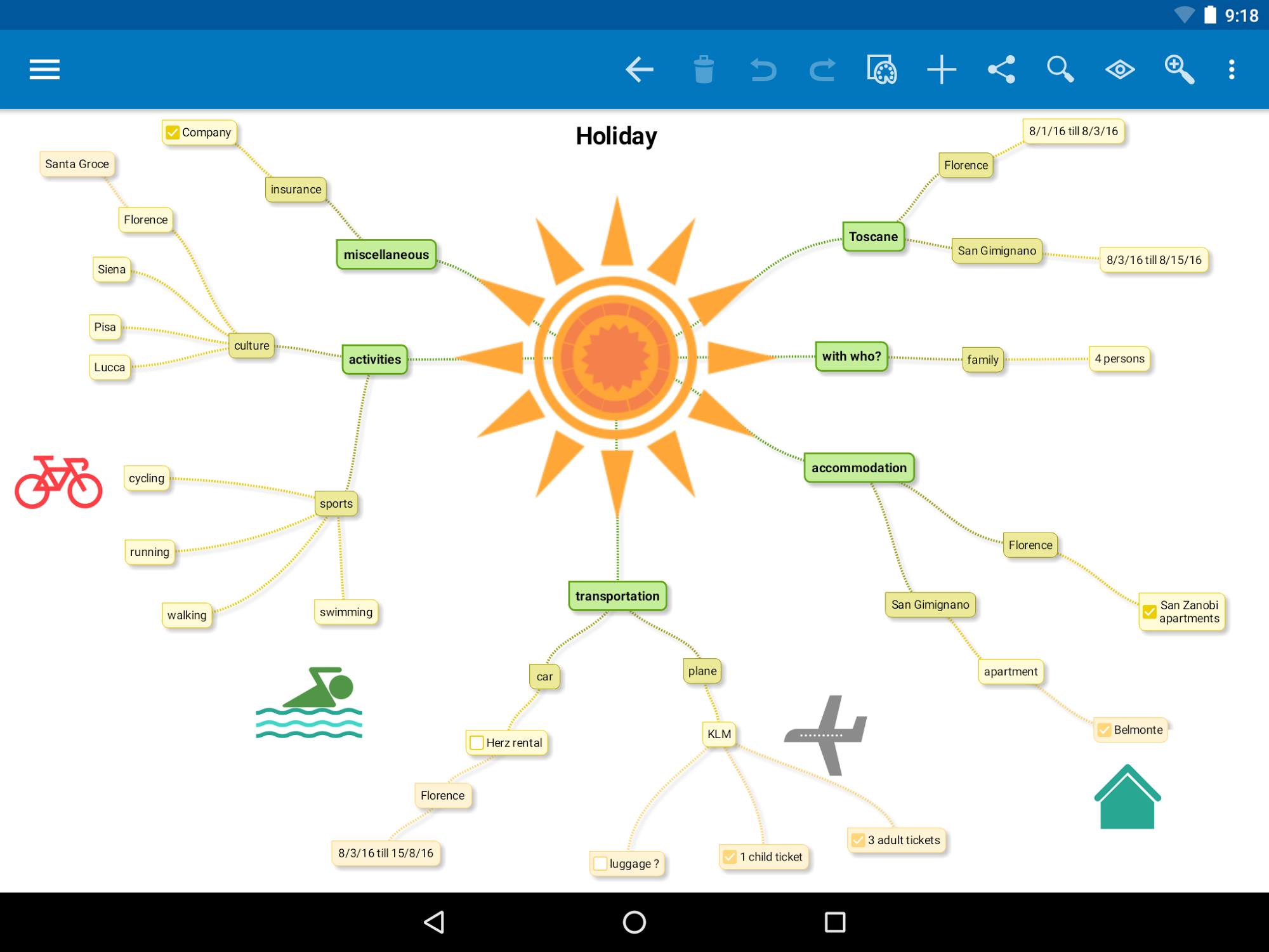 SimpleMind Pro Mind Mapping App for Students